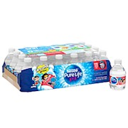 Nestle Pure Life Purified Bottled Water, 8 Oz - Case Of 24 Bottles THUMBNAIL