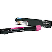 Lexmark X950 High-Yield Magenta Toner Cartridge - 1 Each THUMBNAIL