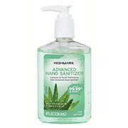 Highmark Hand Sanitizer With Aloe, 8 Oz - 1 Each THUMBNAIL