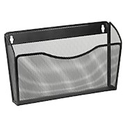 Brenton Studio Mesh Wall Letter File, Black - 1 Each THUMBNAIL