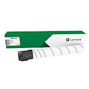 Lexmark 76C00Y0 Cartridge Collection Program Yellow Toner Cartridge - 1 Each THUMBNAIL