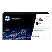 HP LaserJet 58A Black Toner Cartridge (CF258A) - 1 Each THUMBNAIL