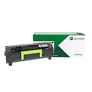 Lexmark 56F1000 Return Program Black Toner Cartridge - 1 Each MAIN