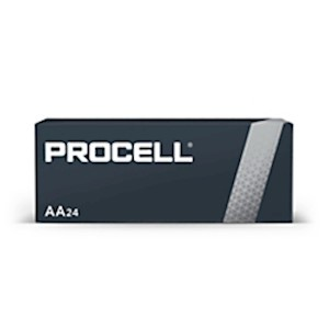 Duracell Procell AA Alkaline Batteries, Box of 24 MAIN