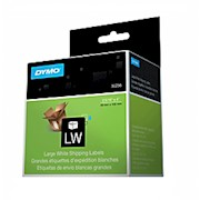 DYMO White LabelWriter Shipping Labels, 30256, 2 5/16in x 4in,Roll Of 300 THUMBNAIL