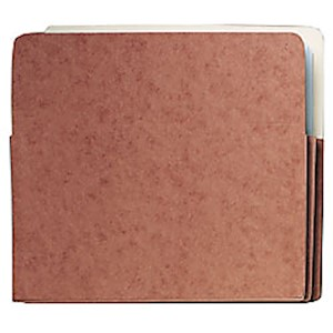 Accordion-Style Pocket Folder, Legal Size (AbilityOne 7530-00-285-2914), 30% Recycled - 1 Each MAIN