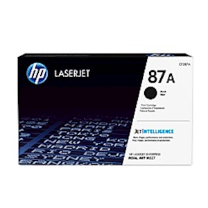 HP 87A Standard-Yield Black Toner Cartridge (CF287A) - 1 Each MAIN
