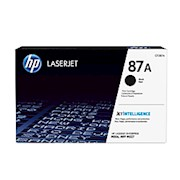 HP 87A Standard-Yield Black Toner Cartridge (CF287A) - 1 Each THUMBNAIL