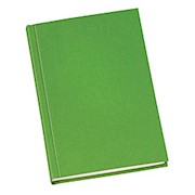 Accounting Book, 5 1/2in x 8in, 192 Pages - 1 Each THUMBNAIL