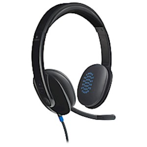 Logitech H540 USB Headset - 1 Each MAIN