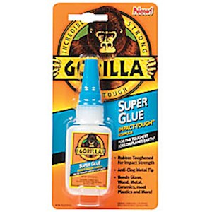 Gorilla Super Glue, 0.53 Oz Bottle - 1 Each MAIN