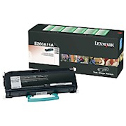 Lexmark E260A11A Return Program Black Toner Cartridge - 1 Each THUMBNAIL