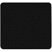 Allsop Soft Cloth Mouse Pad, 8in x 8.75in, Black - 1 Each THUMBNAIL
