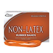 Alliance Rubber Sterling Rubber Bands, No. 117B, 1 lb - Box Of 250 THUMBNAIL