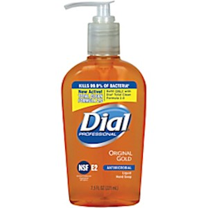 Liquid Dial Antimicrobial Soap, 7.5 Oz. - 1 Each MAIN