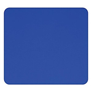 Allsop Mouse Pad, 8.5in, Blue - 1 Each MAIN