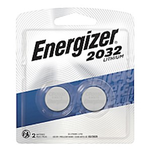 Energizer 3-Volt Lithium Coin Batteries - Pack Of 2 MAIN