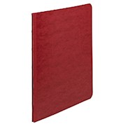 ACCO Pressboard Report Cover With Fastener, Side Bound, 8 1/2in x 11in, 60% Recycled - 1 Each THUMBNAIL