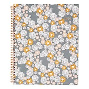 Cambridge Chamomile Weekly/Monthly Planner, 8-1/2in x 11in, Multicolor - 1 Each THUMBNAIL