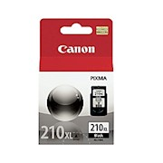 Canon ChromaLife 100+ PG-210XL Black Ink Cartridge (2973B001) - 1 Each THUMBNAIL