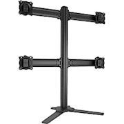 Chief KONTOUR K3F220B Desk Mount for Flat Panel Display - 1 Each THUMBNAIL
