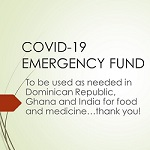 Covid-19 Emergency Fund THUMBNAIL