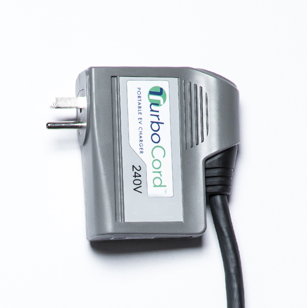 TurboCord 240V Plug-In EV Charger Mini-Thumbnail