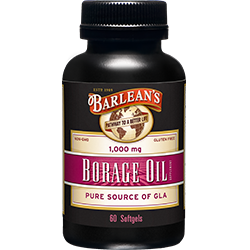 1000 mg Borage Oil Softgels 60ct THUMBNAIL