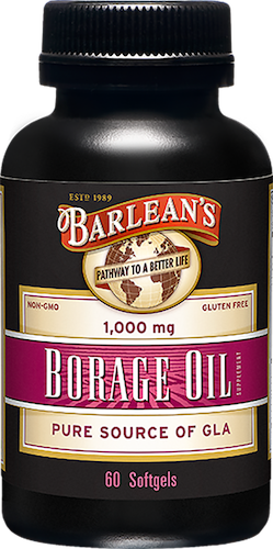 Borage Oil Softgels LARGE