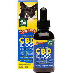 CBD FOR DOGS SWATCH