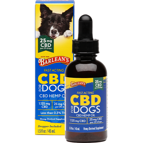 CBD FOR DOGS LARGE