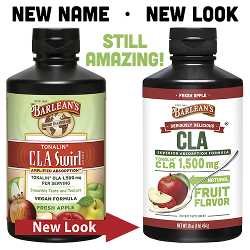 SERIOUSLY DELICIOUS® CLA - FRESH APPLE LARGE