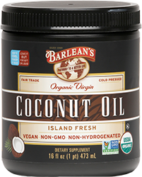 ORGANIC VIRGIN COCONUT OIL THUMBNAIL