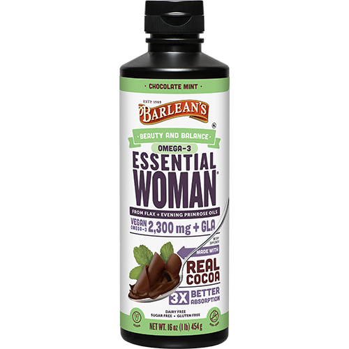 SERIOUSLY DELICIOUS™ ESSENTIAL WOMAN® CHOCOLATE MINT LARGE