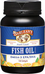 FRESH CATCH® FISH OIL SOFTGELS ORANGE FLAVOR THUMBNAIL