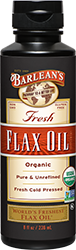 ORGANIC CLEAR FLAX OIL THUMBNAIL