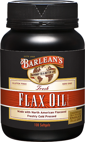 FLAX OIL SOFTGELS LARGE