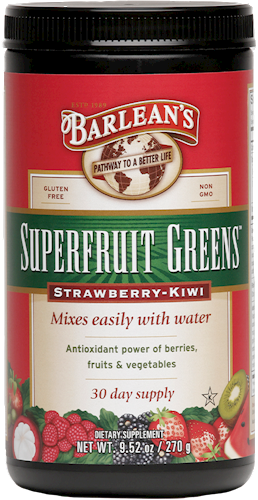 SUPERFRUIT STRAWBERRY KIWI GREENS™ POWDER LARGE