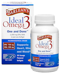 IDEAL OMEGA® 3 SOFTGELS THUMBNAIL