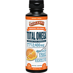 SERIOUSLY DELICIOUS® TOTAL OMEGA® ORANGE CREME THUMBNAIL