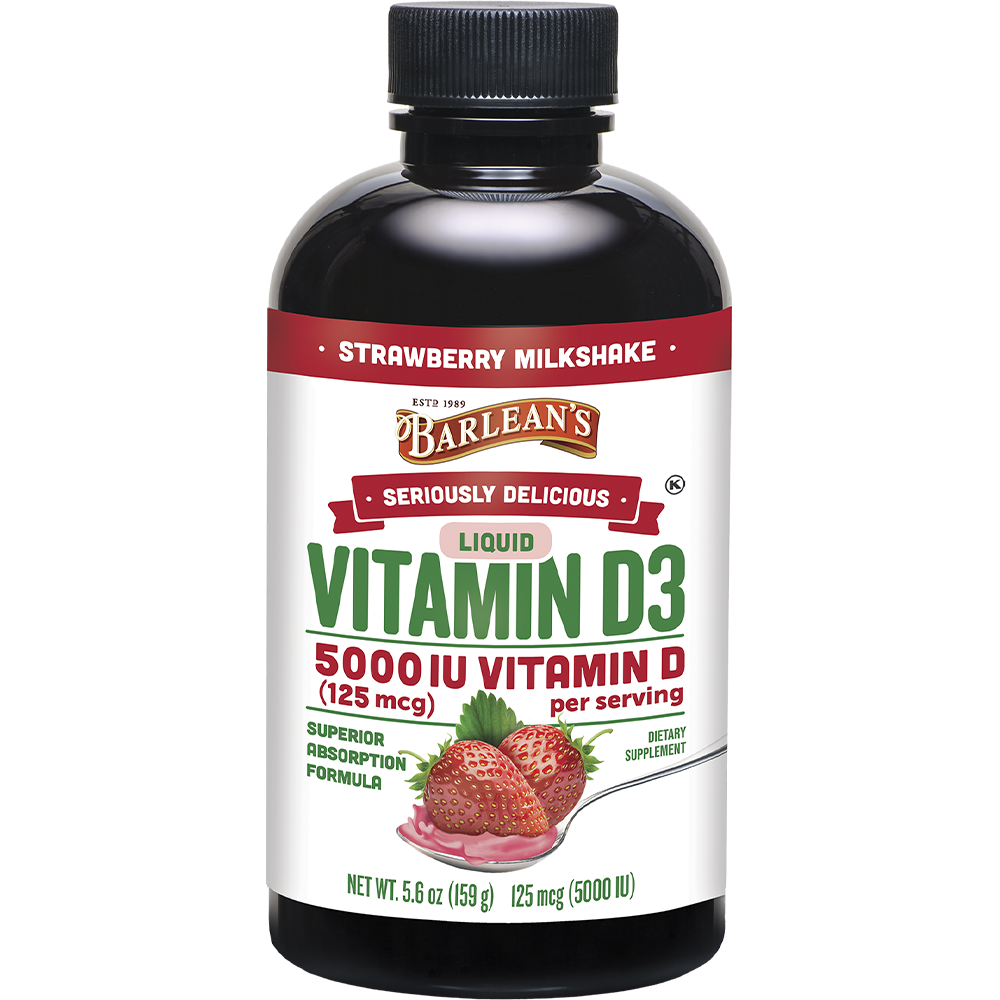 SERIOUSLY DELICIOUS VITAMIN D3 LARGE