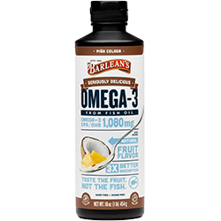 SERIOUSLY DELICIOUS® OMEGA-3 FISH OIL PIÑA COLADA THUMBNAIL