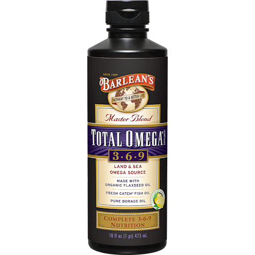 TOTAL OMEGA® 3-6-9 LEMONADE FLAVOR LARGE