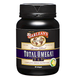 TOTAL OMEGA® 3-6-9 LEMONADE FLAVOR SOFTGELS THUMBNAIL