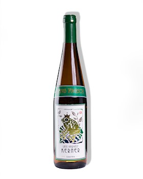 King Frosch Kerner Auslese. Noble Sweet King Frosch LARGE