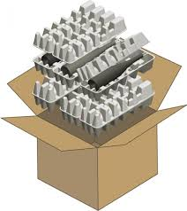 12 pack Corrugated Box LARGE
