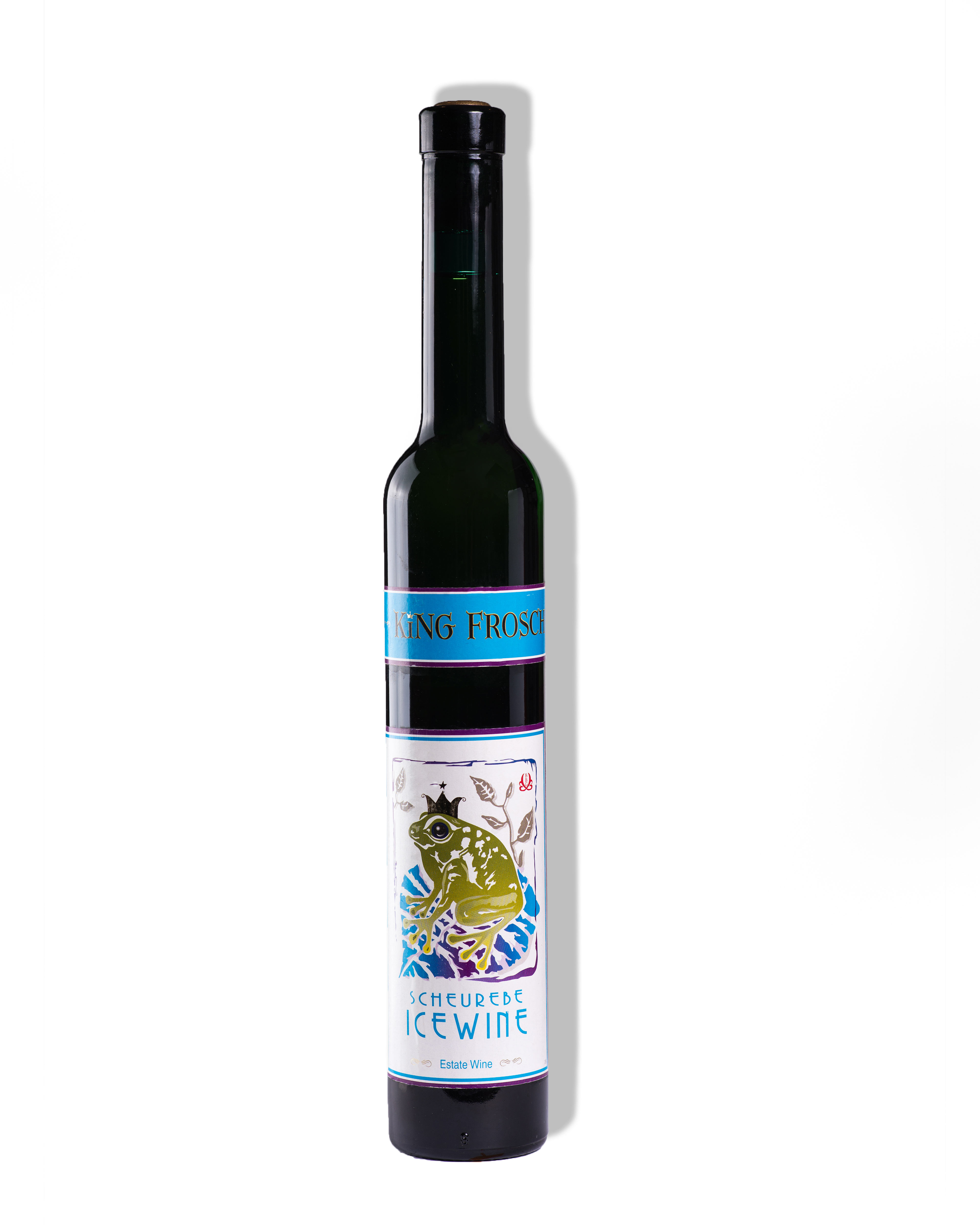 King Frosch All Natural Scheurebe Ice Wine LARGE