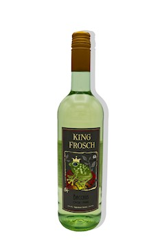 #651 Bacchus Semi-Dry White Quality Wine LARGE