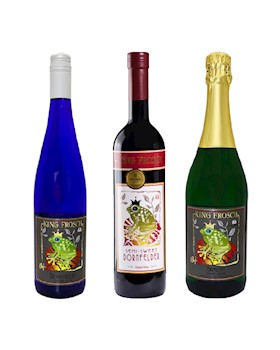 King Frosch Sweet Wine Starter Tasting Kit LARGE