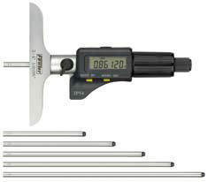 IP54 Electronic Depth Micrometers